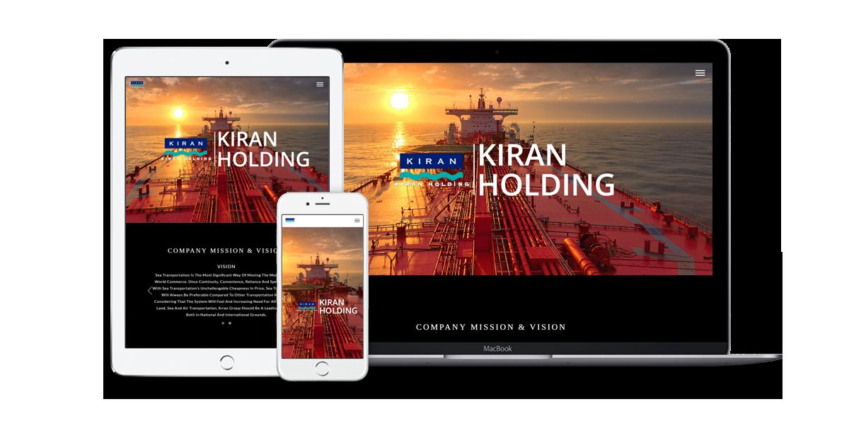 Kiran Holding